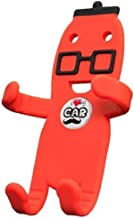 Cell Phone Car Air Vent Mount Holder Cradle, Cute Character, Transformer. Red