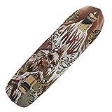 Madrid Skateboards Wendigo '91,4cm Premium Freeride Deck
