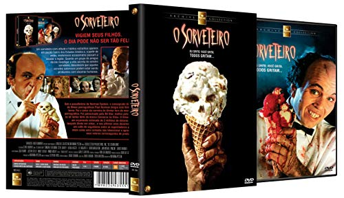 O SORVETEIRO - LONDON ARCHIVE COLLECTION Volume 21