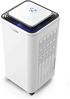 Eurgeen Portable Dehumidifier 4 Gallons (30 Pints) Working Capacity/Every Day, 2nd Generation, with 2L Water Tank, Perfect for Home, Bedroom, Basement, Living Room, Bathroom Up to 150-400 Sq Ft
