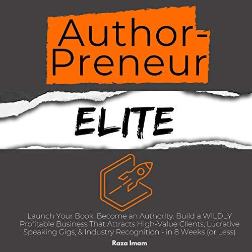 AuthorPreneur Elite cover art