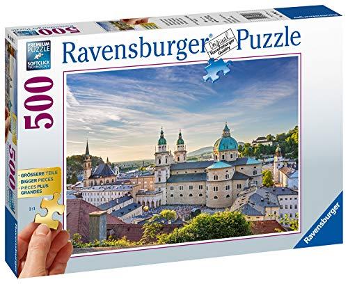 Ravensburger Puzzle 14982 - Salzburg / Österreich - 500 Teile
