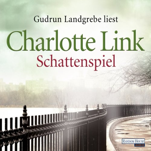 Schattenspiel audiobook cover art