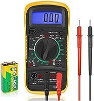 Digital Multimeters Car Battery Circuit Multi Tester Voltmeter Ammeter Ohmmeter AC/DC Voltage DC Current Resistance...