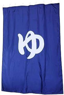 ヨコズナクリエーション(Yokozuna) シャワーカーテン マルチカラー 120×0.3×180cm