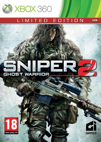 Sniper: Ghost Warrior 2 - Limited Edition [AT PEGI]