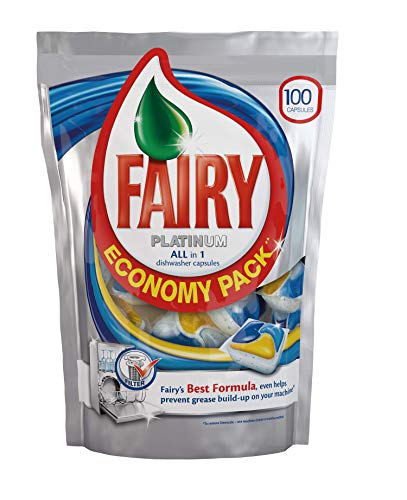 Fairy Platin Spülmaschinenkapseln 50 lem (Platinum 50)