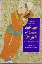 Rubáiyát of Omar Khayyám: A Critical Edition (Victorian Literature and Culture Series) by Edward FitzGerald (1997-01-29)
