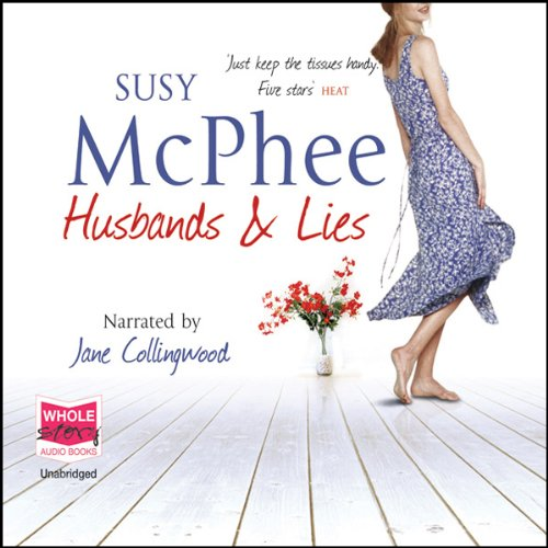 Husbands and Lies audiobook cover art