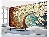 Papel pintado,Mural,Custom 4D Estereoscópico,Papel Tapiz Mural En...