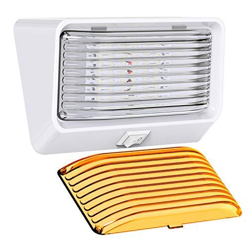 Leisure LED RV Exterior Porch Utility Light...