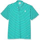 [ルコックスポルティフ] ポロシャツ クーリスト半袖ポロシャツ QMMPJA48 SWG 日本 L (日本サイズL相当)