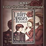 Under The Roses Lenormand Oracle Tarot Cards 39PCS / Set Deck Game Tarjeta de Juego de Tarot de adivinación en inglés