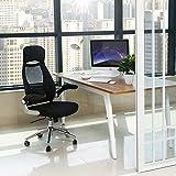 Zoom IMG-1 songmics sedia da ufficio poltrona