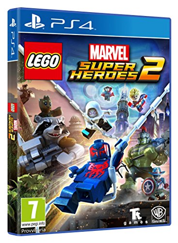 PS4 Lego Marvel Super Heroes 2 - Classics - PlayStation 4