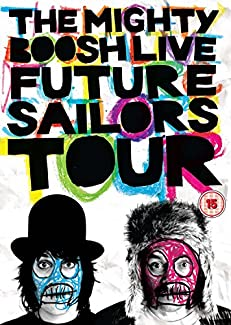 Boosh Live - Future Sailors Tour - Normal Edition