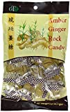 Amber Ginger Rock Candy (8-Pack)