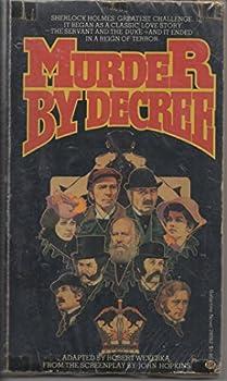 Mass Market Paperback Murder by Decree Book