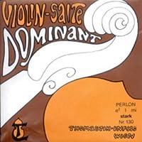 CUERDA VIOLIN - Thomastik (Dominant 130) (Nylon/Aluminio) 1ェ (Mi) Stark Violin 4/4