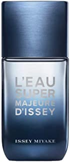 Issey Miyake L'Eau D'Issey Super Majeure for Men Eau de Toilette 100ml