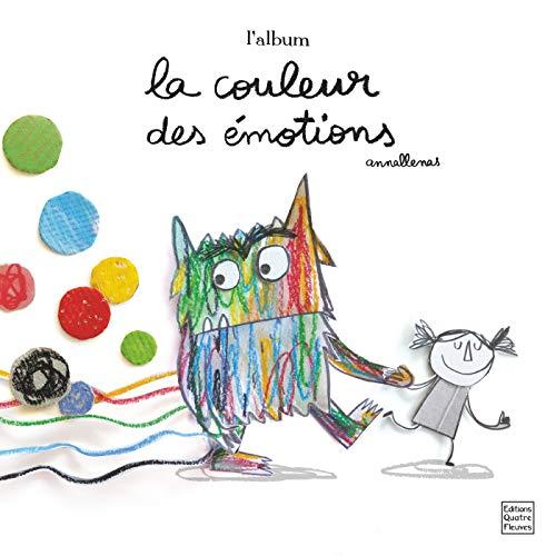 La couleur des émotions - L'album