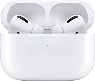 $159 » Sponsored Ad - AppleAirPods Pro with Wireless Charging Case Earbuds for Airpods Pro/iPhone/Apple/Android