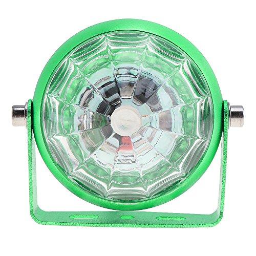 Benwei 12 V General LED Lumière clignotante Châssis spot décoratifs arrière Accessoires pour moto/voiture – Vert