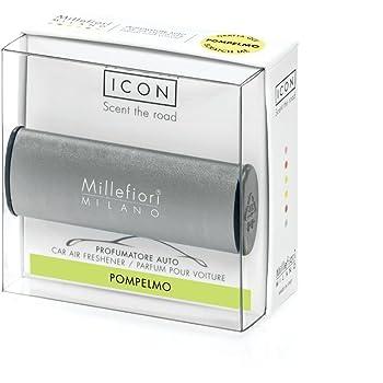 Millefiori Milano 16 CAR55 Pompelmo Deodorante per Auto Icon