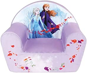 FUN HOUSE Disney Elena di Avalor Poltrona Club per Bambino Custodia Poliestere//Schiuma polyether 52/ x 33/ x 42/ cm