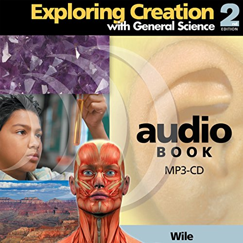 Exploring Creation with General Science: 2nd Edition audiobook cover art
