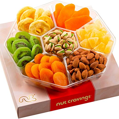 Gourmet Dried Fruit & Nut Gift B...
