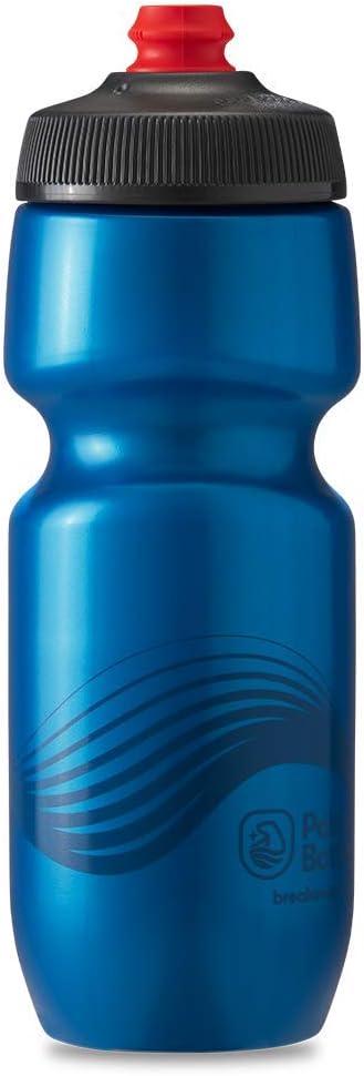 Details about  /Polar 12 oz Kids Sport Insulated Daybreak Bike Water Bottle Tiger Orange New