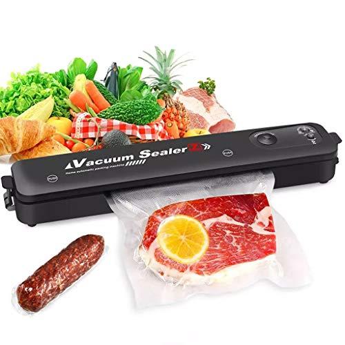 Automatischer Vakuumiergerät für Küchengebrauch, Verbesserte Haushalts Vakuumierer mit 10 Vakuumbeuteln