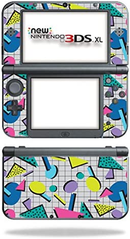 MightySkins Skin Over item handling ☆ Compatible Max 89% OFF with Nintendo Awesom 3DS - XL 2015