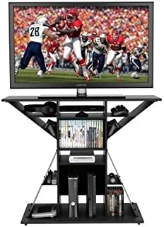 TV Video Game Stand, Gaming Storage Rack Hub Console for 42