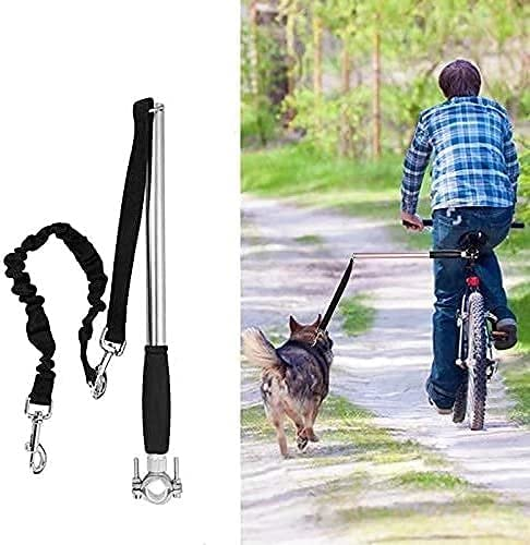 Same day shipping Hands-Free Surprise price Bicycle Dog Leash Dogs Leashes Do