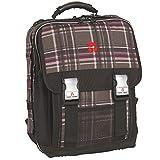 Take it Easy Actionbags Schulrucksack London 40 cm braun/rosa