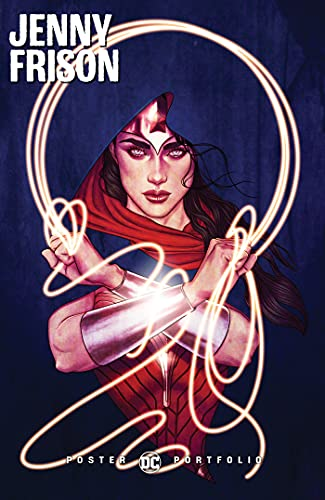 Compare Textbook Prices for DC Poster Portfolio: Jenny Frison  ISBN 9781779514943 by Frison, Jenny,Frison, Jenny