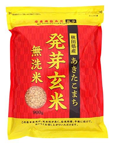 大潟村あきたこまち生産者協会『あきたこまち発芽玄米』