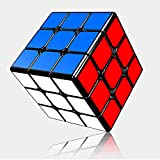 CFMOUR Original Rubix Cube Speed Cube 3x3x3, Professional Smooth Sticker Cube,Fast Magic Cubes, Enhanced Version