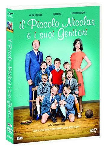 Il Piccolo Nicolas E I Suoi Genitori (Eag) Dvd