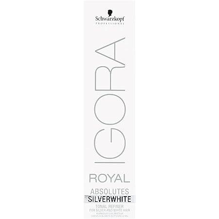 Igora Royal Absolutes Silverwhite Dove Grey - 60 ml: Amazon ...