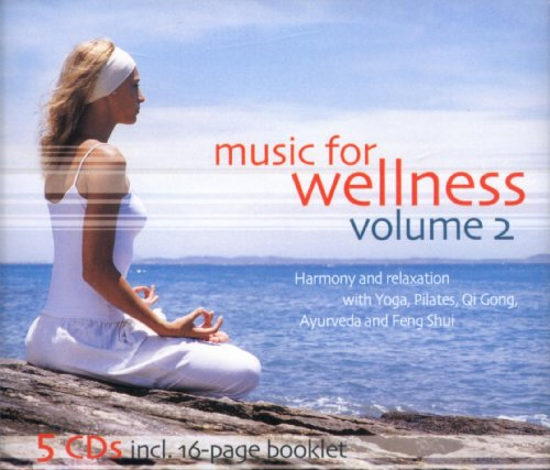 Music for Wellness Vol. 2 - 5 CD Box