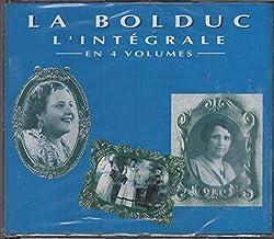 La Bolduc - L'INTEGRALE - COFFRET 4 CD - QUEBEC