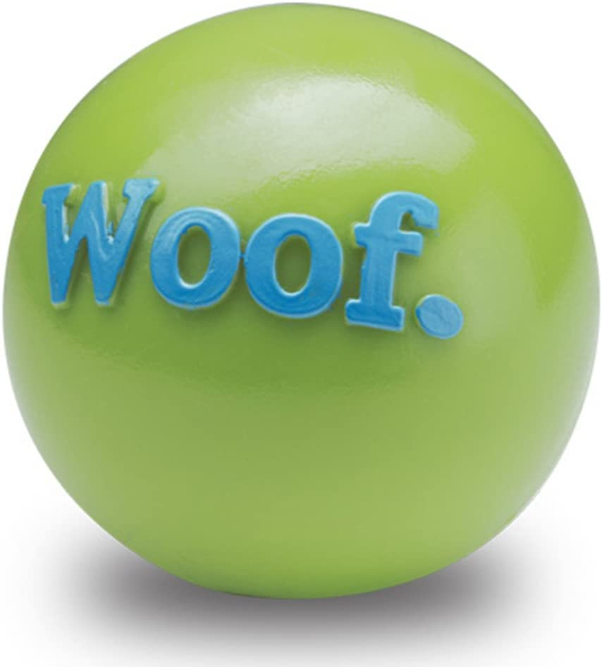 Now on sale Planet Dog Orbee-Tuff Woof Ball Green Fetch Miami Mall Toy