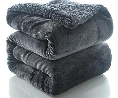 Doppelte Decke Schlafzimmer Wohnzimmer Warme Decke Klimaanlage Decke, 150 X 200 cm, Schwarz