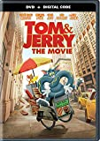 Tom and Jerry (DVD + Digital)