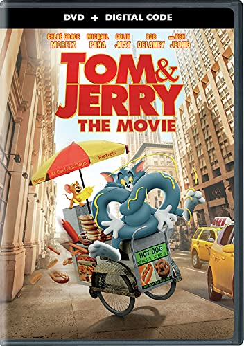 Tom and Jerry: The Movie [DVD]