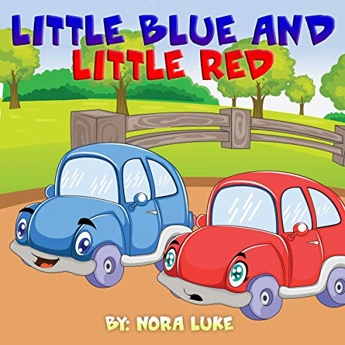 Little Blue and Little Red  By  cover art
