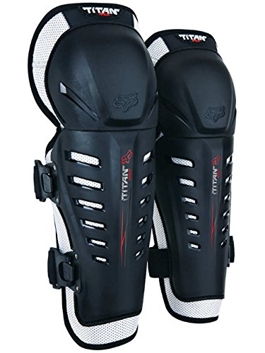 Fox Knieprotektor Titan Race Knee, Black, One size, 06193-001